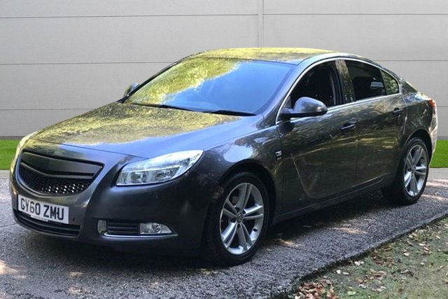 USED 2010 60 VAUXHALL INSIGNIA 2.0 SRI CDTI 5d 158 BHP FULL DEALER FACILITIES. WE LIKE TO SAY YES! FINANCE ME TODAY-DELIVERY POSSIBLE