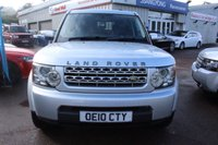 USED 2010 10 LAND ROVER DISCOVERY 4 2.7 4 TDV6 GS 5d AUTO 188 BHP