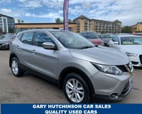 USED 2015 NISSAN QASHQAI 1.5 DCI ACENTA SMART VISION 5d 108 BHP