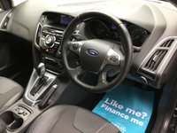 USED 2013 13 FORD FOCUS 2.0 TITANIUM X TDCI 5d AUTO 161 BHP VERY HIGH SPEC, EXCELLENT HISTORY,