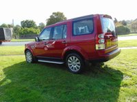 USED 2012 61 LAND ROVER DISCOVERY 3.0 4 SDV6 HSE 5d AUTO 255 BHP