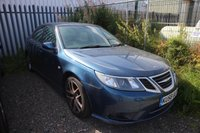 USED 2009 58 SAAB 9-3 1.9 VECTOR SPORT TTID 4d AUTO 177 BHP *PX CLEARANCE - NOT INSPECTED - NO WARRANTY - NOT AVAILABLE ON FINANCE - NO PX TAKEN*