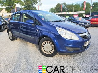 View our 2006 56 VAUXHALL CORSA 1.2 LIFE A/C 5d 80 BHP