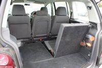 USED 2008 08 VOLKSWAGEN TOURAN 2.0 SE TDI 5d 138 BHP 7 SEATS, DIESEL BLACK