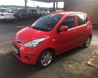 USED 2011 60 HYUNDAI I10 1.1 EDITION 5d 65 BHP ONE OWNER, ONLY 38K MILES