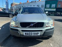 USED 2003 03 VOLVO XC90 2.9 T6 SE 5d AUTO 269 BHP SUNROOF,AUTOMATIC,T6,LEATHER,FSH,CAMBELT AND WATER PUMP 2019,LOW MILES,READY TO GO,PX TO CLEAR!!!