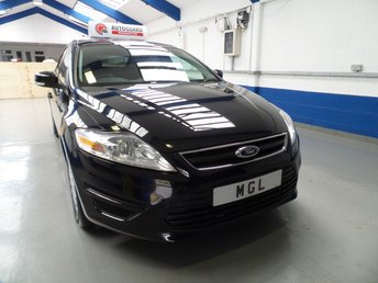2014 FORD MONDEO 1.6 TDCi Eco Edge (s/s) 5dr £4995.00