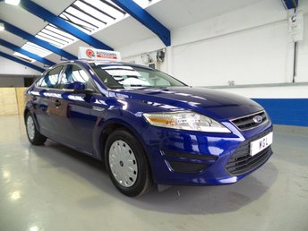 2014 FORD MONDEO 1.6 TDCi Eco Edge (s/s) 5dr £4495.00