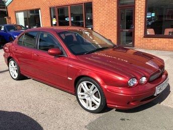 2007 JAGUAR X-TYPE 2.2 S 4DOOR 152 BHP £2995.00