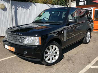 2008 LAND ROVER RANGE ROVER 4.2 V8 SUPERCHARGED 5d AUTO 391 BHP £9990.00