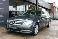 USED 2013 63 MERCEDES-BENZ C CLASS 1.6 C180 BLUEEFFICIENCY EXECUTIVE SE 5d AUTO 154 BHP Great condition, Leather, bluetooth, 12 months MOT