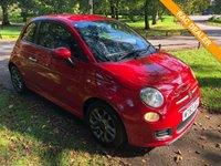 2014 FIAT 500 1.2 S 3d 69 BHP £4495.00