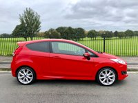 2014 FORD FIESTA 1.0 ZETEC S 3d 124 BHP £6995.00