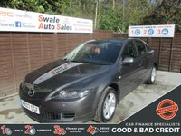 USED 2007 07 MAZDA 6 2.0 TS D 5d 141 BHP FINANCE AVAILABLE FROM £21 PER WEEK OVER TWO YEARS - SEE FINANCE LINK FOR DETAILS