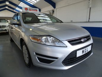 2014 FORD MONDEO 1.6 TDCi Eco Edge (s/s) 5dr £5995.00
