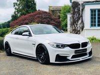 2015 BMW M4 3.0 M4 2d AUTO 426 BHP £36995.00