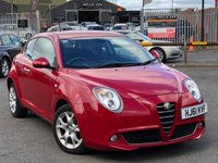 USED 2011 61 ALFA ROMEO MITO 1.4 8V SPRINT 3d 78 BHP *16'' ALLOY WHEELS, AIR CONDITIONING, BLUETOOTH PHONE!*