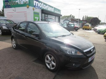 2009 FORD FOCUS 1.6 STYLE TDCI 5d 107 BHP £3500.00