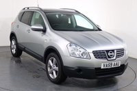 USED 2009 59 NISSAN QASHQAI 2.0 N-TEC DCI 5d 148 BHP 7 Stamp SERVICE HISTORY