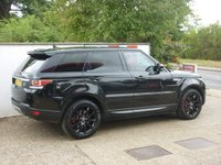 USED 2015 15 LAND ROVER RANGE ROVER SPORT 3.0 SDV6 HSE 5d AUTO 288 BHP OPENING PAN ROOF,DEPLOYABLE SIDE STEPS