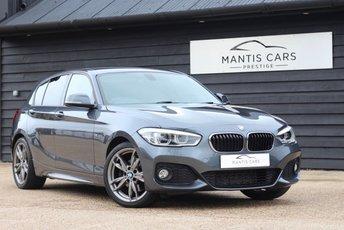 2016 BMW 1 SERIES 2.0 125D M SPORT 5d AUTO 221 BHP £14250.00
