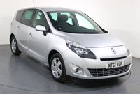 USED 2012 61 RENAULT GRAND SCENIC 1.5 DYNAMIQUE TOMTOM DCI 7 SEATER 8 Stamp SERVICE HISTORY inc CAMBELT CHANGE