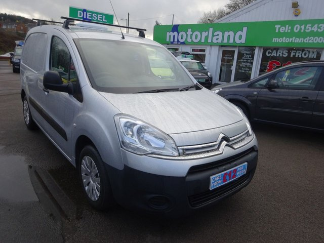 USED 2015 15 CITROEN BERLINGO 1.6 625 ENTERPRISE L1 HDI 1d 74 BHP ***TEST DRIVE TODAY !!**
