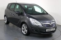 USED 2010 60 VAUXHALL MERIVA 1.4 SE 5d 98 BHP 2 OWNERS with 7 Stamp SERVICE HISTORY