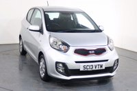 USED 2013 13 KIA PICANTO 1.0 CITY 3d 68 BHP ONE LADY OWNER with 5 Stamp SERVICE HISTORY