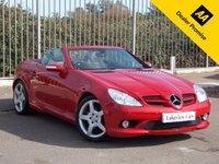 2007 MERCEDES-BENZ SLK 3.0 SLK280 2d AUTO 231 BHP £SOLD