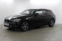 2012 BMW 1 SERIES 2.0 120D SPORT 5d AUTO 181 BHP £8990.00