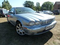 USED 2005 05 JAGUAR XJ 3.0 V6 SE 4d AUTO 240 BHP TRADE CLEARANCE