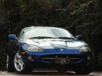 1998 JAGUAR XK8 4.0 V8 COUPE 2d AUTO 290 BHP £4990.00
