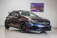 USED 2016 66 MERCEDES-BENZ A CLASS 2.0 A45 AMG 4MATIC 5d AUTO 450 BHP 450 BHP Stage 2 Custom Tune! Just Been Serviced, September 2020 MOT to be updated before Handover!