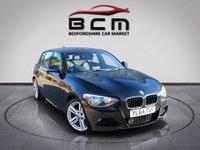 2015 BMW 1 SERIES 2.0 125D M SPORT 5d 215 BHP £9485.00