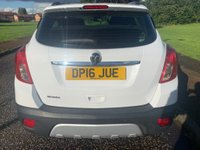 USED 2016 16 VAUXHALL MOKKA 1.6 i Exclusiv (s/s) 5dr 2 Owners ! White !  High Spec!