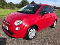2015 FIAT 500 1.2 8V Pop (s/s) 3dr £4495.00