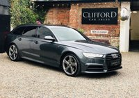 USED 2015 AUDI A6 2.0 AVANT TDI ULTRA BLACK EDITION 5d 188 BHP