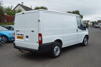 USED 2014 63 FORD TRANSIT 2.2 280 Swb Low Roof  100Bhp