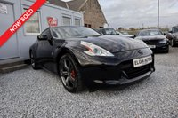 USED 2010 10 NISSAN 370Z Black Edition 3.7 V6 3dr ( 328 bhp ) Limited Edition No 16 Of 370 Low Mileage Example Full Service History Rare Car