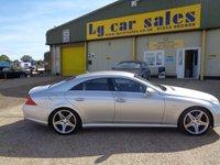 2010 MERCEDES-BENZ CLS CLASS 3.0 CLS350 CDI 4d AUTO 222 BHP £9995.00