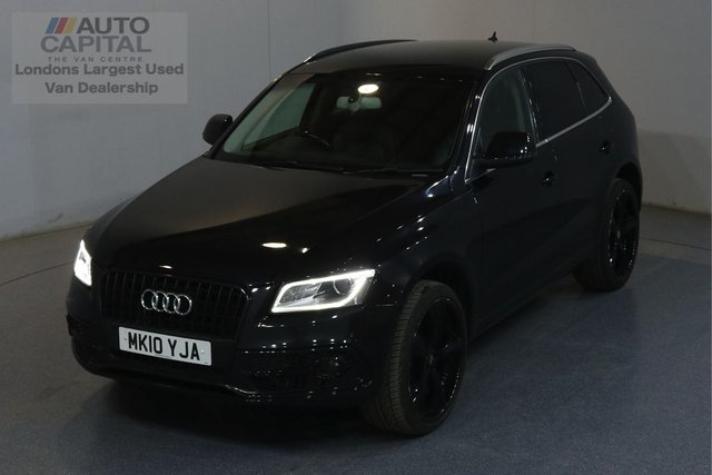2010 AUDI Q5 2.0 TDI Quattro SE S Tronic AUTO AIR CON LEATHER SEATS, FULL SERVICE HISTORY