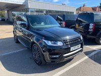 2017 LAND ROVER RANGE ROVER SPORT 3.0 SDV6 AUTOBIOGRAPHY DYNAMIC 5d AUTO 306 BHP £53995.00