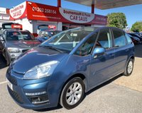 2011 CITROEN C4 PICASSO 1.6 VTR PLUS HDI  110 BHP FULL SERVICE HISTORY £2995.00
