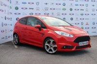 2014 FORD FIESTA 1.6 ST 3d 180 BHP £7990.00