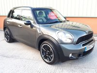 2014 MINI COUNTRYMAN 1.6 COOPER S ALL4 5d 184 BHP £SOLD