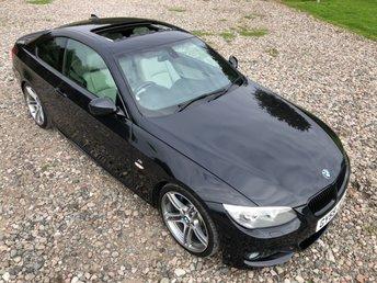 2009 BMW 3 SERIES 3.0 335D M SPORT HIGHLINE 2d 282 BHP £9995.00