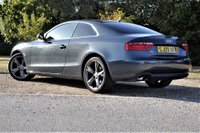 USED 2009 09 AUDI A5 2.0 TFSI Sport 2dr Luxury coupe LOW MILEAGE wrty