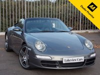 2007 PORSCHE 911 3.8 CARRERA 2 S 2d 355 BHP £24495.00