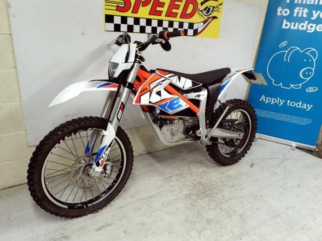 2016 Ktm Freeride E Xc 16 163 4 495